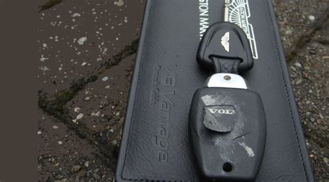 scratch on an aston martin key fob and you ll find
