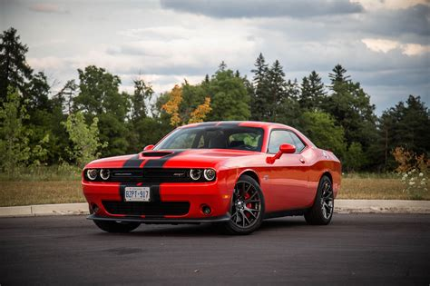 2016 Dodge Challenger by Review 2016 Dodge Challenger Srt 392 Canadian Auto Review