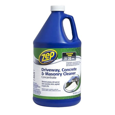 Floor And Decor Location by Shop Zep Commercial Driveway And Concrete Cleaner 128 Fl