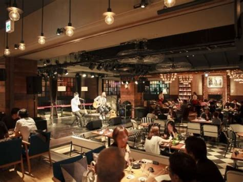 living room cafe live music venues time out tokyo