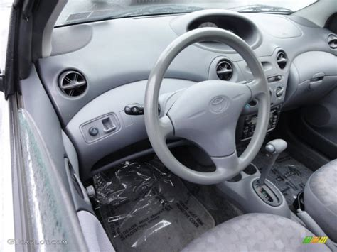 2005 Toyota Echo Interior by Warm Gray Interior 2001 Toyota Echo Sedan Photo 74576798
