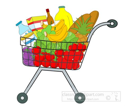 grocery store clipart groceries clip clipart panda free clipart images