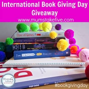 international book giving day giveaway - Book Giveaway International