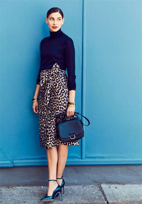 Handbags Are An Easy Way To Wear Leopard Print by Style Tips For Wearing Leopard Print Stylewe