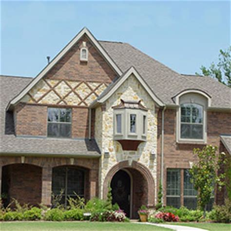 brick laminate picture brick home plans beautiful stone veneer and brick the house designers