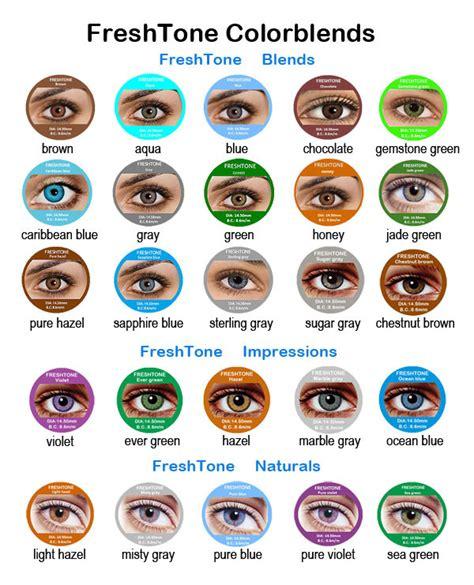 %name Prescription Colored Contact Lenses
