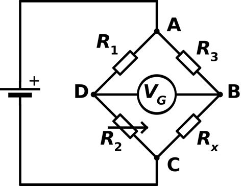 wheatstone bridge how it works file wheatstonebridge svg wikimedia commons
