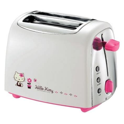 Toaster Hello free worldwide shipping at geekstuff4u kawaii