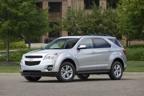 Www Chevrolet Equinox Front Left Quarter View