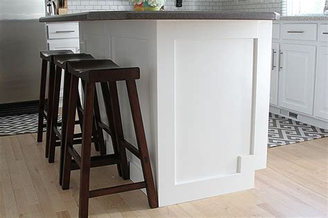 how to add a kitchen island how to add moulding to a kitchen island home improvement