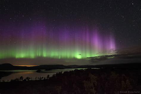 quot shimmering purple aurora quot by bernd proschold twan