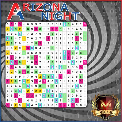 paito warna arizona night data keluaran warna arizona night