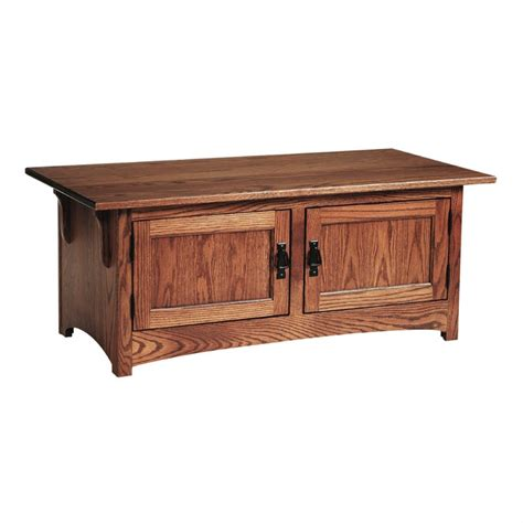 Cabinet Coffee Table by Mission Cabinet Coffee Table Country Furniture