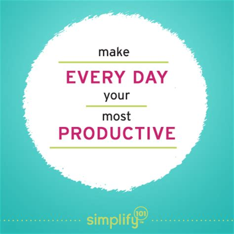 Tips To Make The Most Of Your Day by Make Your Day Productive