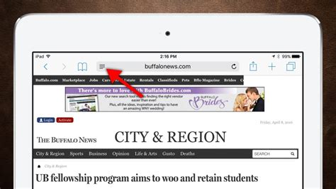 How To Make Safari Search In The Address Bar How To Use And Customize Safari Reader In Ios
