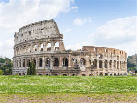 ingresso colosseo e fori imperiali colosseo anfiteatro flavio di roma monumento arte it