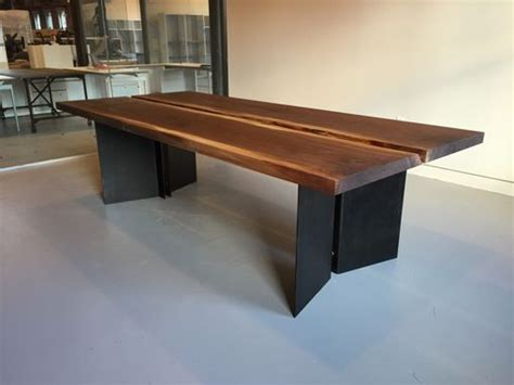 Live Edge Conference Table Custom Live Edge Conference Table By Greg Pilotti Furniture Maker Custommade