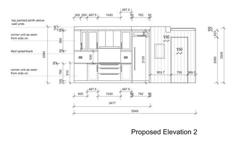 Kitchen Design Application by Kitchen Drawings 187 Kent Griffiths Design