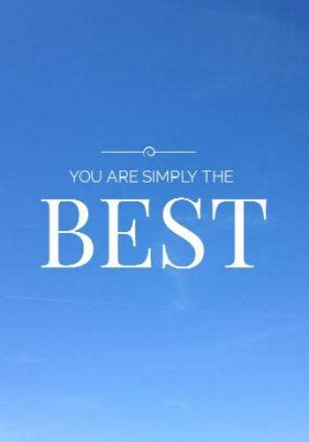 the simply the best you are simply the best misifusa s