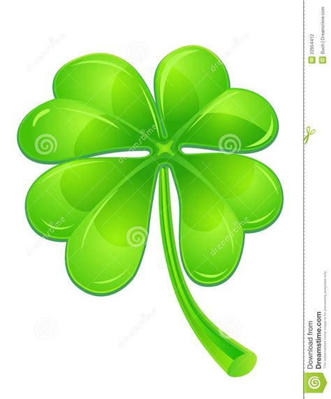 Shamrock Green | green shamrock stock vector image of lucky background
