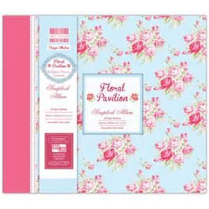 12x12 Scrapbook Album First Edition Floral Pavilion Scrapbook Album 12 X 12 Hobbycraft