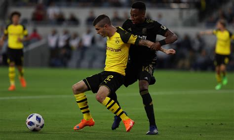 christian pulisic minutes played christian pulisic hails awesome friendly tie against lafc