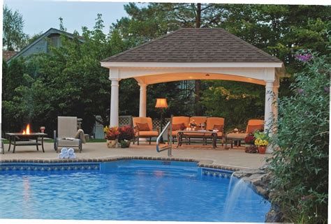 pool gazebo pool gazebo kits gazebo ideas