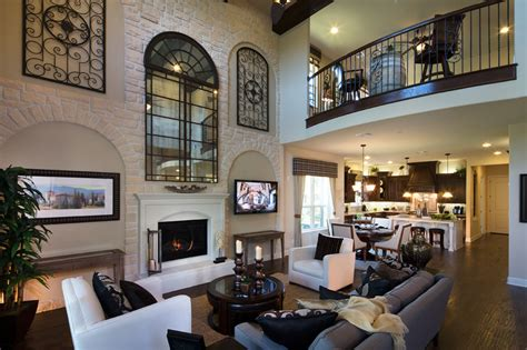 toll brothers living room frisco tx new homes for sale latera