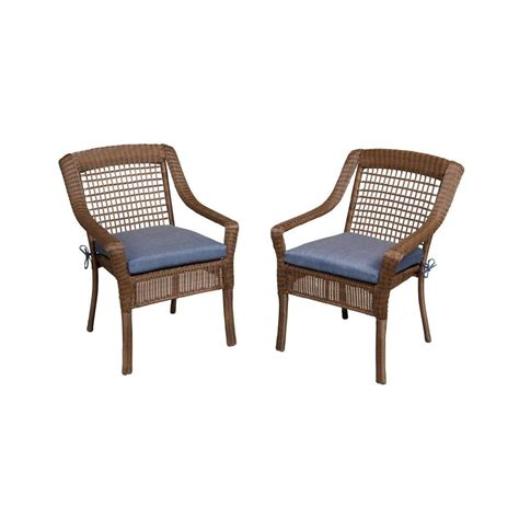 Restaurant Patio Chairs Stackable And Cheap by Stackable Outdoor Dining Chairs Patio The Home Depot Chair