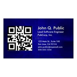 premium qr code business card templates page3