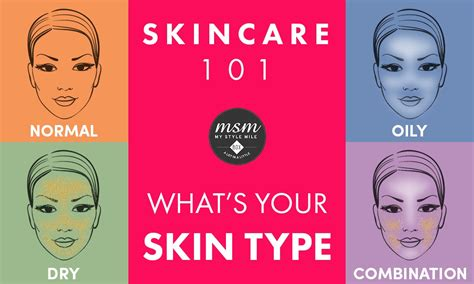 skin care how to determine your skin type oily dry etc skincare 101 how to find out your skin type youtube