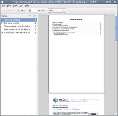 qt tutorial pdf for c convert html page to a pdf using open source tool linux