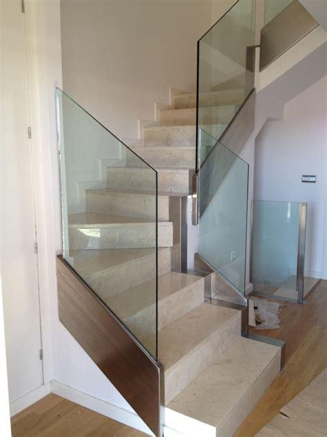 barandillas de acero inoxidable y cristal barandilla de cristal y acero inoxidable proyectos