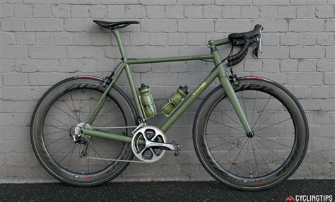 Handmade Steel Bikes - bikes of the bunch stelbel sb 03 custom steel cyclingtips