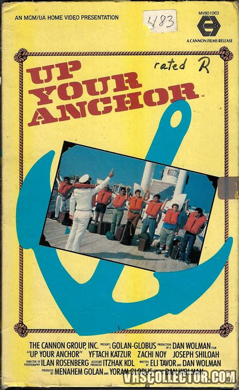 film up your anchor up your anchor vhscollector com your analog videotape