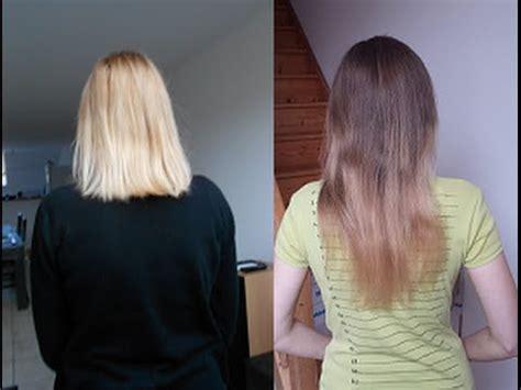 pousse de cheveux lente evolution pousse de cheveux en 1 an et 5 mois