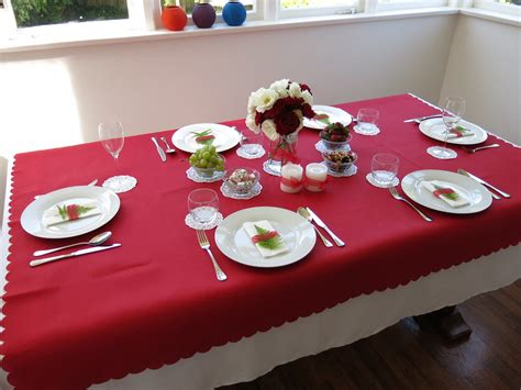 And White Table Decorations by Table Decorations And White Home Design