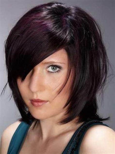 medi length hair cuts tagli capelli medi mossi