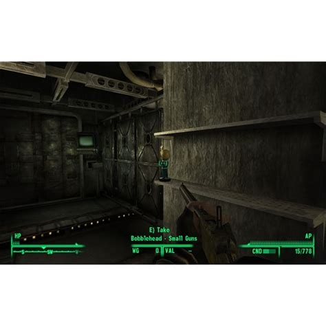 vault 93 bobblehead finding the bobbleheads for melee weapons repair and
