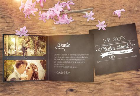 Dankeskarten Hochzeit by Dankeskarten Hochzeit Hochzeit Dankeskarte Text