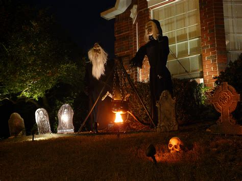 halloween home decorating halloween witch decorations for outdoors 3 the