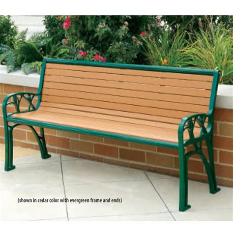 composite wood bench stainless steel composite wood benches t2 site amenities