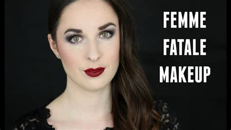 10 Step Tutorial For Creating A Femme Fatale Look by Femme Fatale Makeup Tutorial Konkurrence