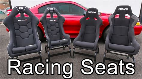 best racing seat racing seats how to out the best seats for your car