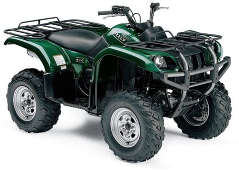 2002 2008 Yamaha Grizzly 660 Service Manual And Atv Owners