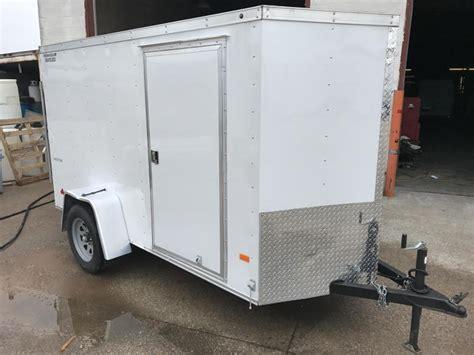 cargo utility trailers  sale  ky