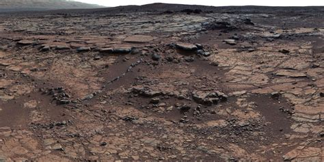 Are From Mars scientist sees possible signs of ancient on mars in