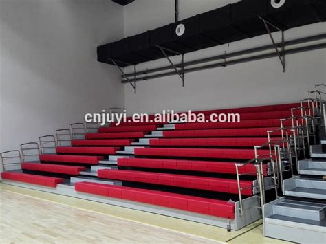 sports bench seating factory price retractable bleacher for sale bleacher