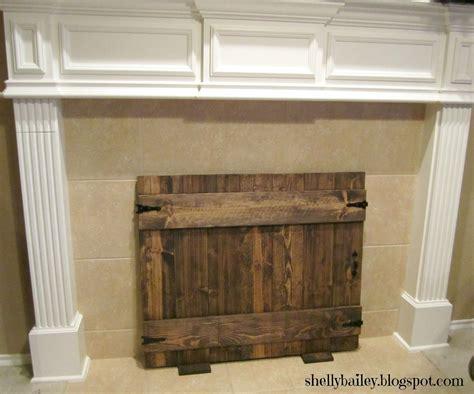 homemade faux fireplace handmade fireplace cover diy
