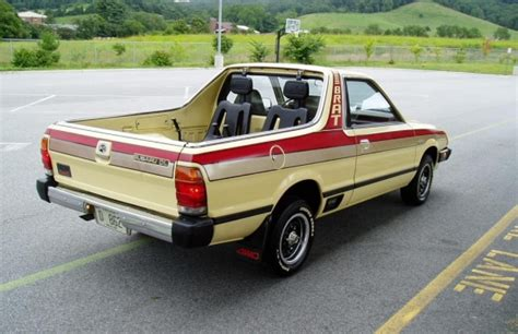 subaru with truck bed 1982 subaru brat truck wanted one may still get one love